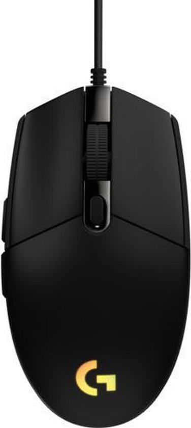 Logitech G203 LIGHTSYNC - Gaming Muis - Zwart