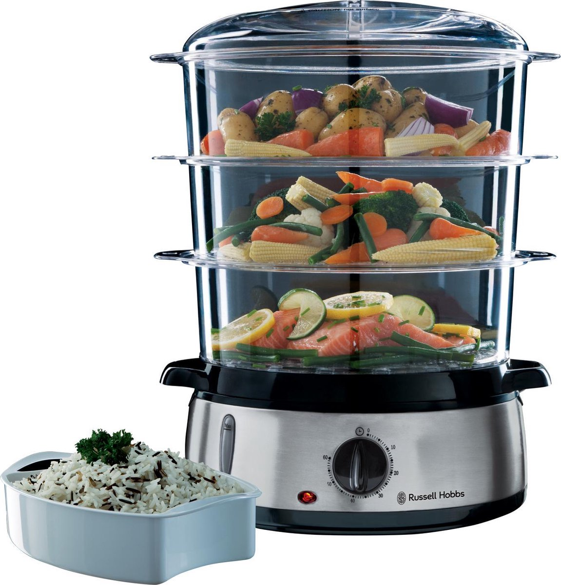 Russell Hobbs Cook@Home 19270-56 - Stoomkoker