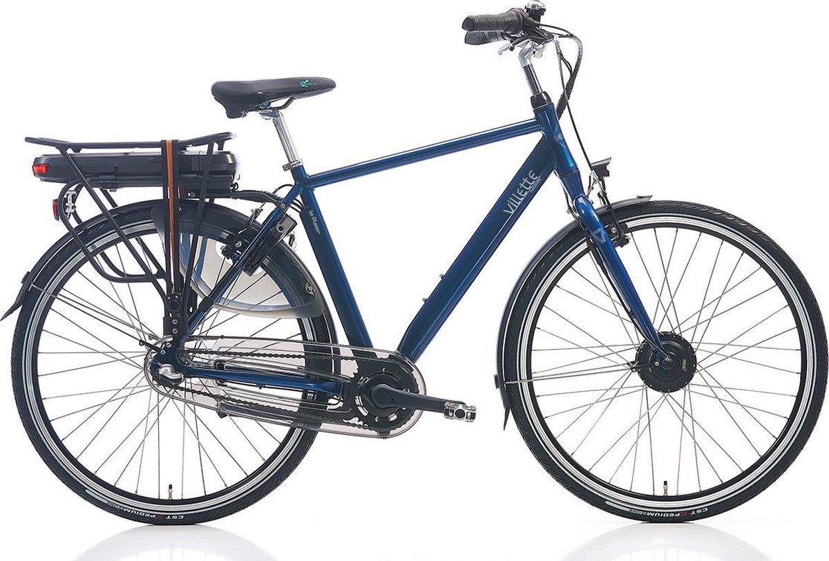 Villette le Plaisir elektrische fiets - donkerblauw - Framemaat 54 cm