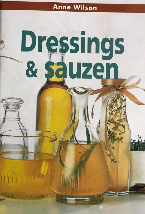 Minikookboekje - Dressings en sauzen - Anne Wilson  