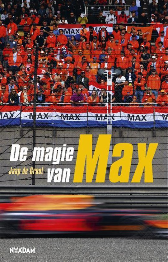 Afbeelding van De magie van Max