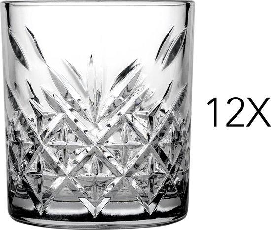 Pasabahce Timeless Waterglas Klein - 210 ml - 12 stuks