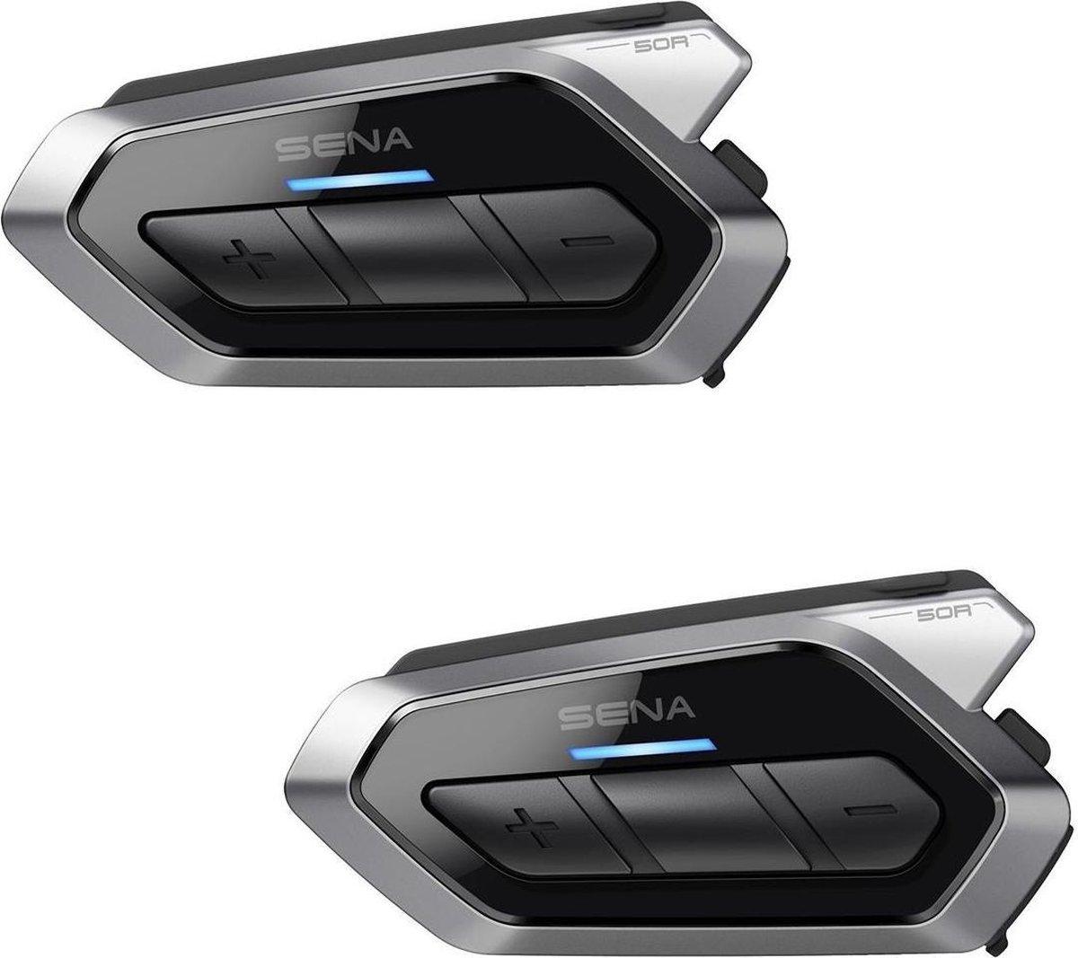 Sena 50R Mesh 2.0 dual bluetooth headset kopen
