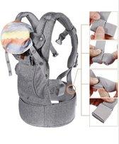 Lictin Babydrager drager 3,5-15 kg  voor baby 4 - 48 maanden 3 draagposities CE goed gekeurd - zeer mooi - stevig - aanbieding nu voor €19,99 inclusief verzendkosten - baby gordel