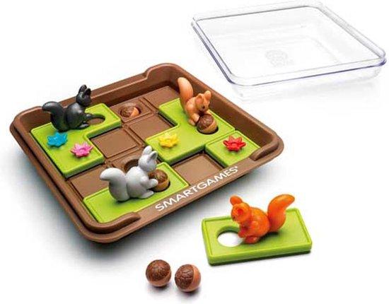 Afbeelding van het spel Smart Games Squirrels Go Nuts
