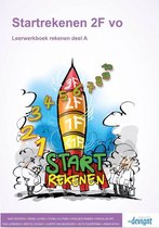 Startrekenen 2F vo Rekenen deel A Leerwerkboek