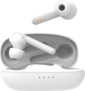 Mobstore EarBuds XY-7 Wit - Draadloze Oordopjes -  - Bluetooth oordopjes - Oordopjes draadloos - Draadloos - Bluetooth Oortjes - oordopjes - Sport oortjes -  - Geschikt voor Apple iPhone en Android