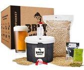 Brew Monkey Bierbrouwpakket - Basis IPA - Zelf bier brouwen - Bier brouwen startpakket - origineel cadeau