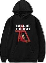 Billie Eilish Hoodie - Ladder - Maat S