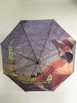 Y Not paraplu opvouwbaar manueel supermini Summerland NY 55376