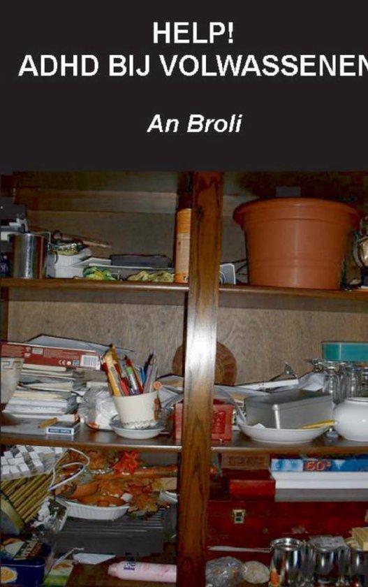 Help! adhd bij volwassenen - An Broli |