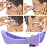 Gezichtsontharing Tool Met Touw + Gratis Pincet - Gezichtsontharing - Facial Hair Remover - Snel En Pijnloos - Gezichtsontharen - Ontharing - Pincet - Scheren - Man En Vrouw