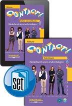 Contact 1 nieuw tekstboek +cursistenlicentie