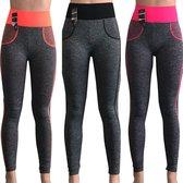 yoga annex sport-leggings (3pack)