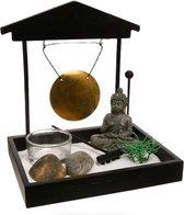 BOEDHDHA WAXINE ZEN TUINTJE | BUDDHA GONG PLATEAU / TUIN