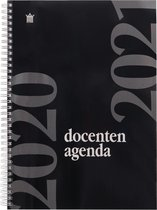 Ryam docenten agenda 2019-2020 - Zwart - A4 formaat
