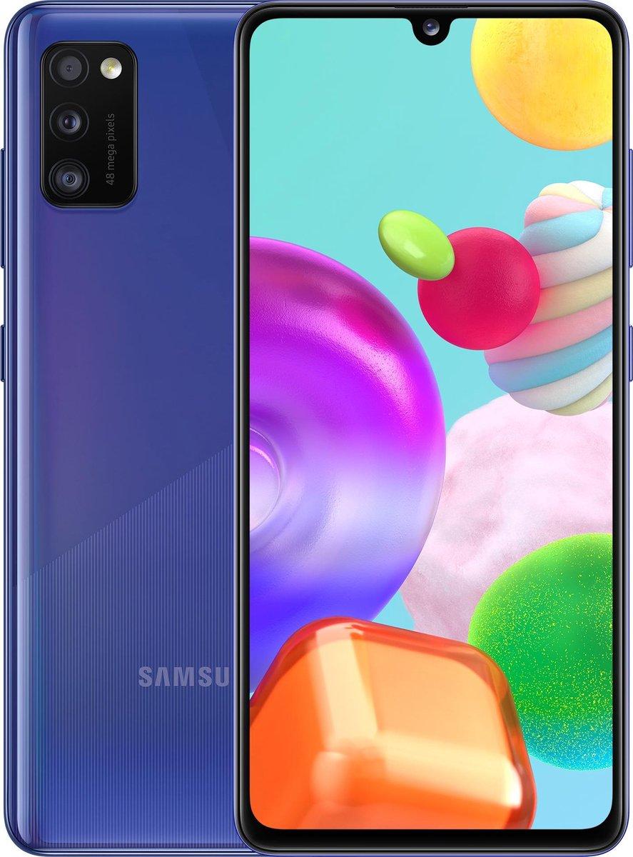 Samsung Galaxy A41 - 64GB - Blauw kopen