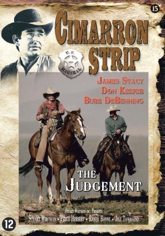 Cover van de film 'Cimarron Strip - The Judgement'