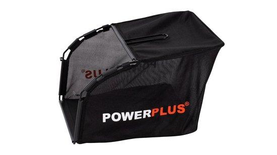 Powerplus POWDPGSET34 Verticuteermachine - 40V - 36 cm maaibreedte - 45 liter opvangzak - met beluchter