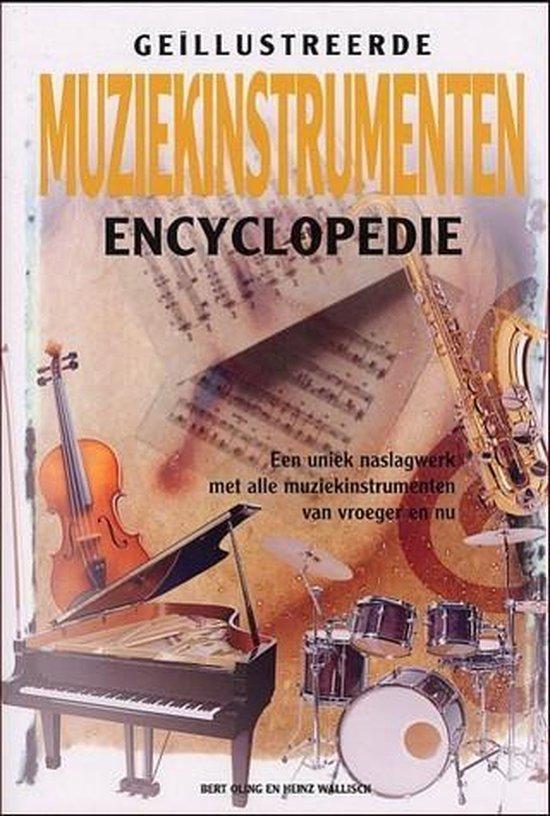 Muziekinstrumenten Encylopedie - B. Oling | Fthsonline.com