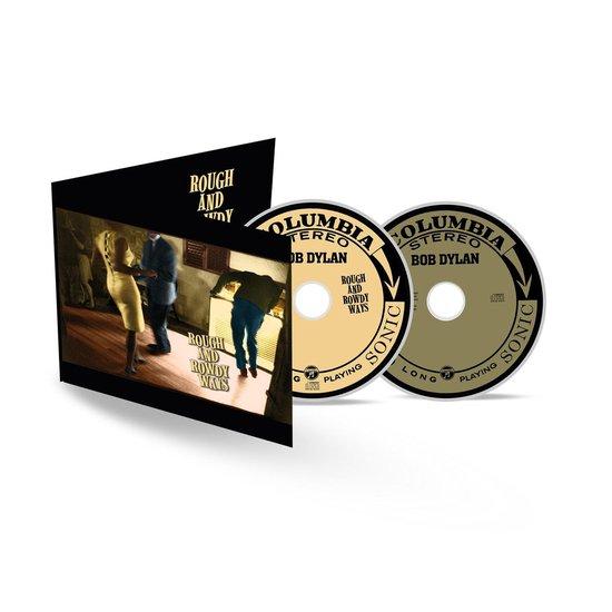 CD cover van Bob Dylan – Rough And Rowdy Ways van Bob Dylan