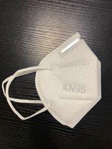 Mondmasker 10 stuks KN95 FFP2 Mondkapjes Filterniv