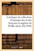 Catalogue de collections d'estampes des ecoles francaise et anglaise du XVIIIe siecle, portraits