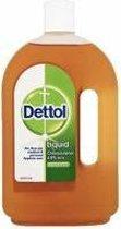 Dettol  - Liquid - Antiseptic - Allesreiniger - 750ML
