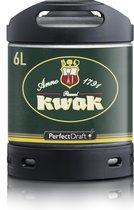 Pauwel Kwak Bier PerfectDraft 1x 6L vat - Ale (incl. 5 Euro statiegeld)