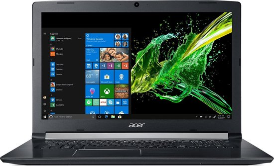 Acer Aspire 5 A517-51-31UL - Laptop - 17 inch