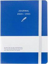 A-Journal Schoolagenda 2020/2021 - Donker Blauw