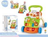 Baby Walker - Loopwagen - Speelgoed -Baby speelgoed - Looptrainer - Met muziek
