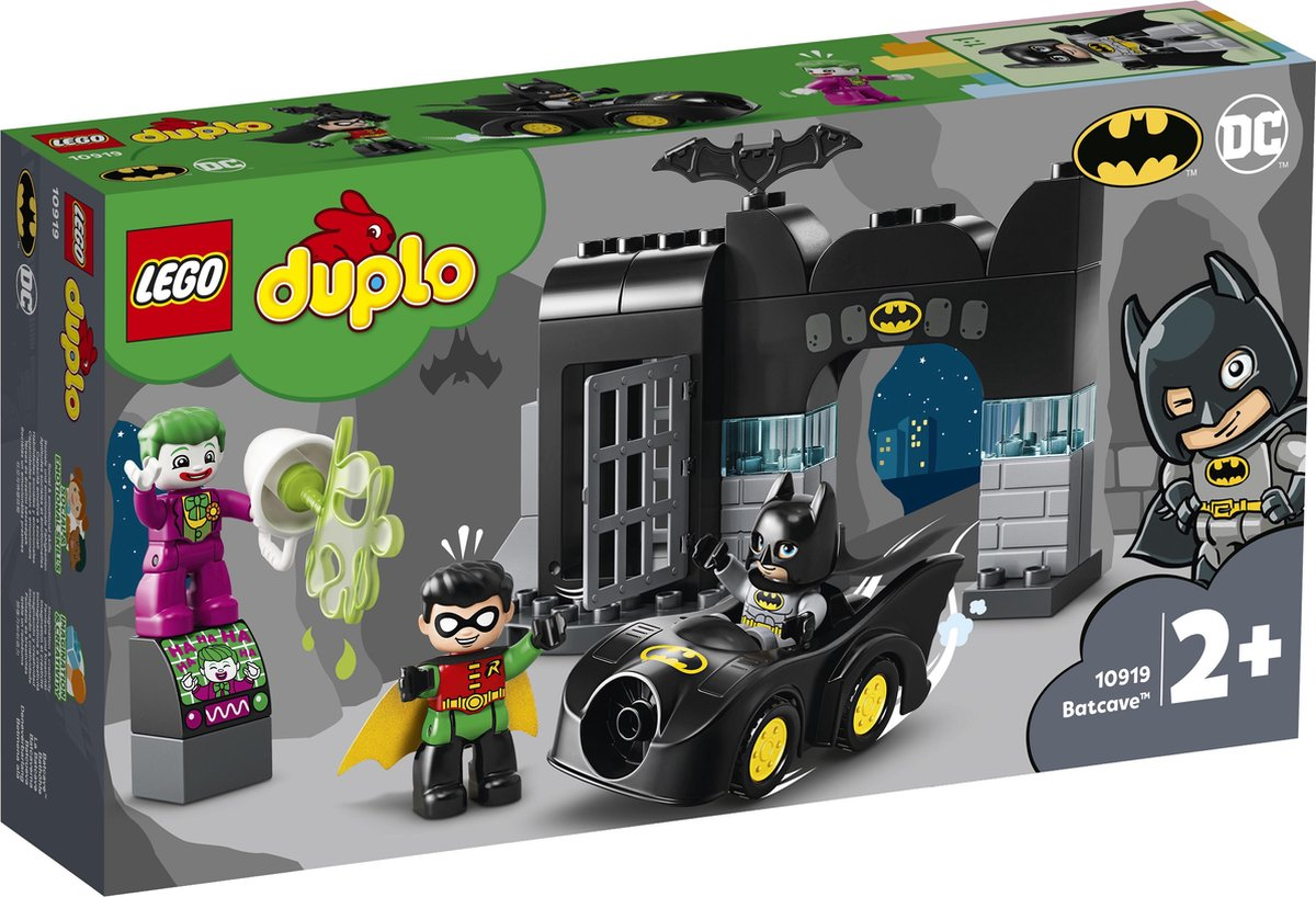 LEGO DUPLO Batman Batcave - 10919