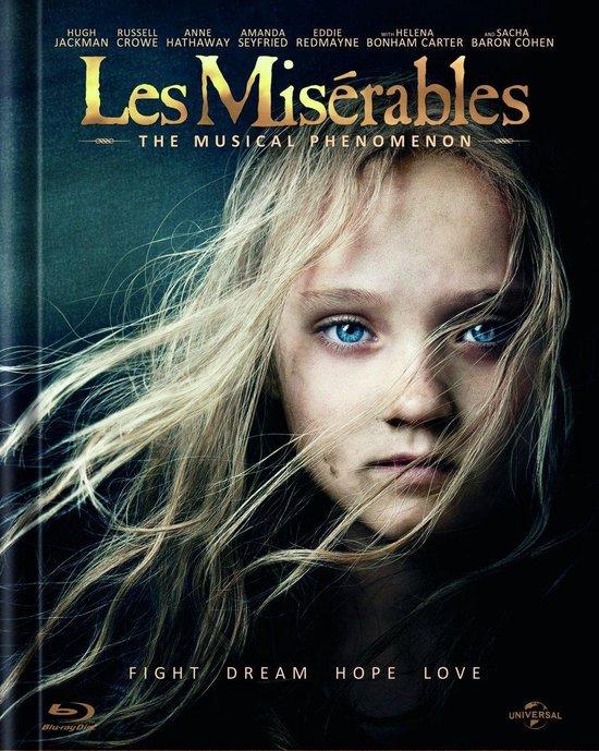 Cover van de film 'Les Misérables'