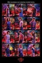 Stranger Things: Character Montage - Maxi Poster (763)
