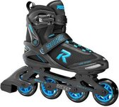 Roces Sign  Inline Skates 80 Black/Cyan 38