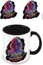 STRANGER THINGS - I Dump Your Ass - Coloured Inner Mug 315ml