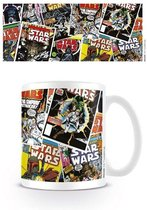 STAR WARS - Mug - 300 ml - Comic Covers
