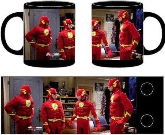 The Big Bang Theory - Mok - Flash - Keramiek