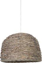 Light & Living Hanglamp  ROTAN Ø54x37 cm  -  crazy weaving
