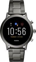Fossil Carlyle Gen 5  FTW4024 - Smartwatch - Grijs/RVS
