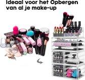 Confibel XXL Acryl Make-up Cosmetica Organizer - Verstelbare Lades - 11 compartimenten