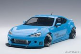 Toyota GT86 Coupe Japan Tuning Version 2012 Blue