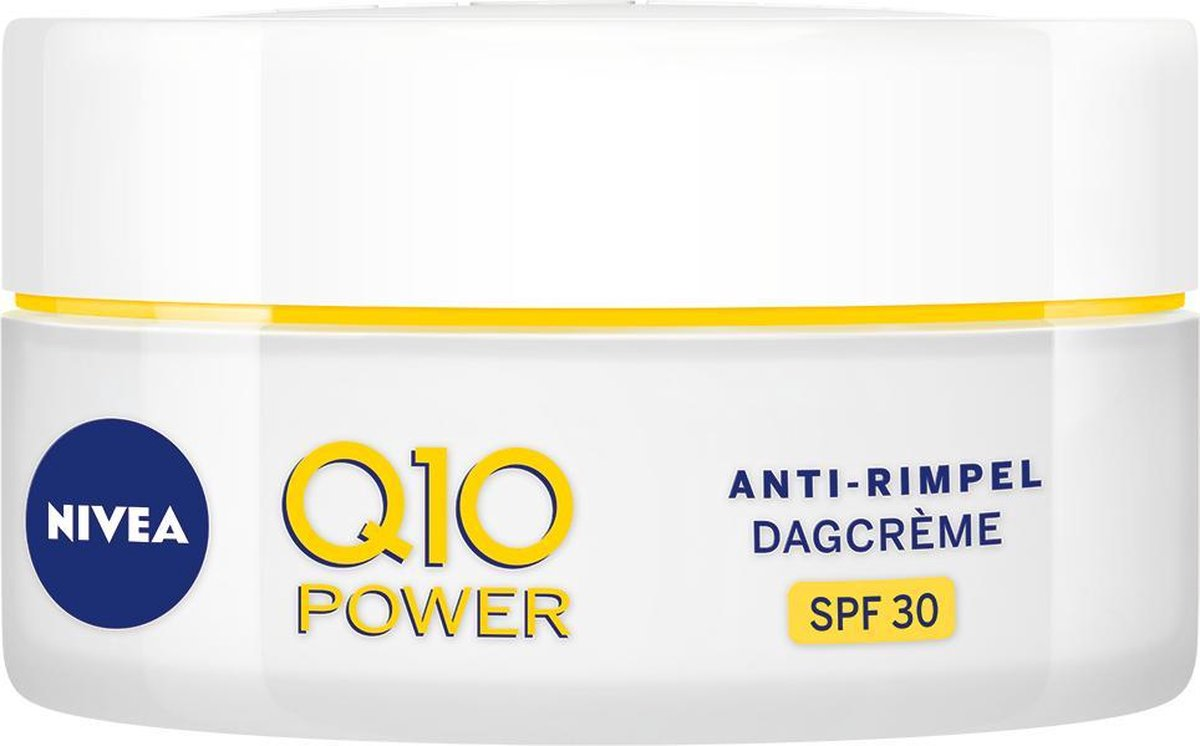 NIVEA Q10POWER Anti-Rimpel SPF 30 - 50 ml - Dagcr me