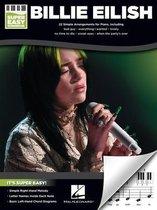 Boek cover Billie Eilish - Super Easy Songbook van  (Hardcover)