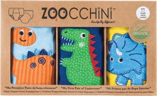 Product: Zoocchini oefenbroekjes boy Jurassic Pals 3-4 jaar, van het merk Zoocchini