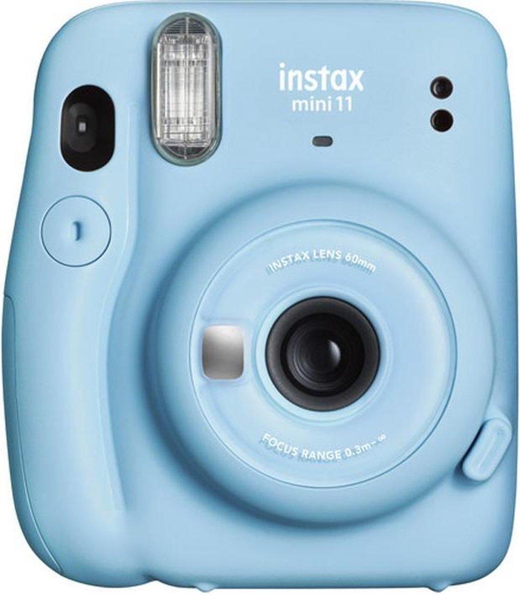 Fujifilm Instax Mini 11 - Sky Blue