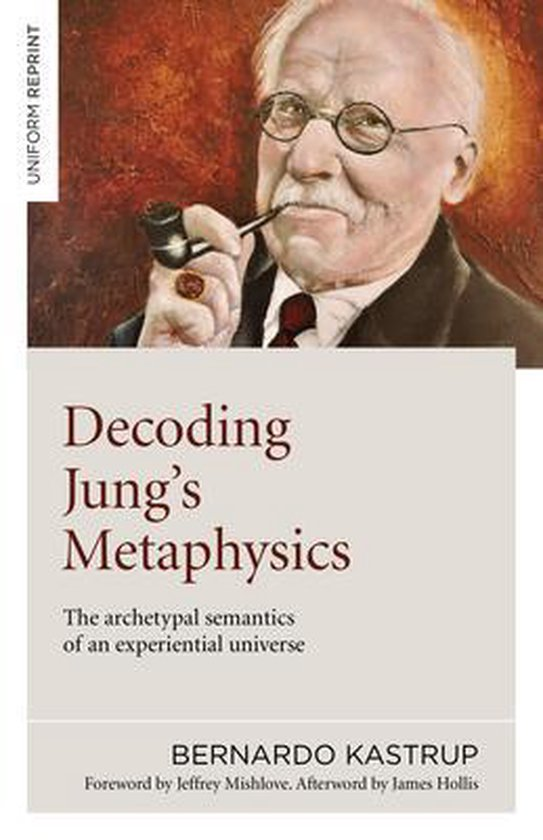 Boek cover Decoding Jung`s Metaphysics - The archetypal semantics of an experiential universe van Bernardo Kastrup (Paperback)