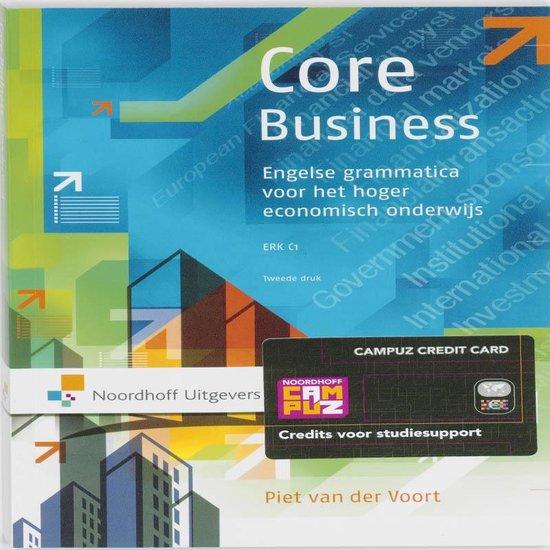 Core business - Piet van der Voort | Readingchampions.org.uk