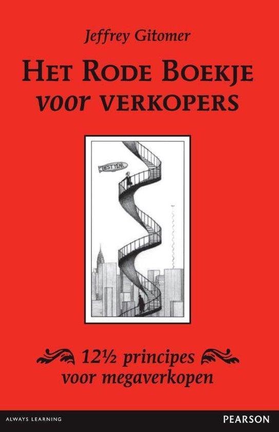 Het rode boekje voor verkopers - Jeffrey Gitomer |